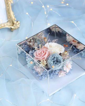 Fantasy Cubic Fleur
